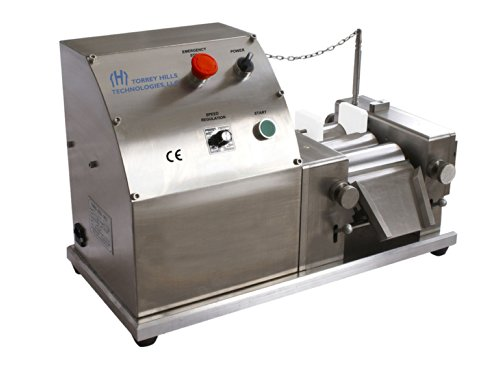 Torrey Hills T65 Ointment Mill - 2.5x5 Three Roll Mill - Stainless Steel Rollers - Exakt/Ross Trade-in Option Available