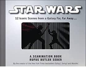 Star Wars : A Scanimation Book(Hardback) - 2010 Edition