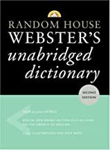 Best random house webster's unabridged dictionary second edition Reviews