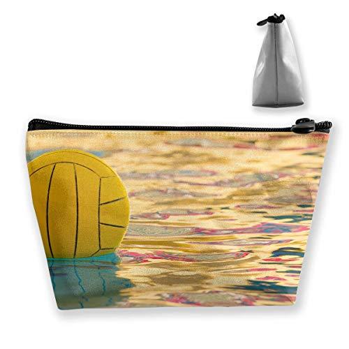 Trapez-Kulturbeutel Tragbare Reisetasche Wasserball-Kosmetiktaschen