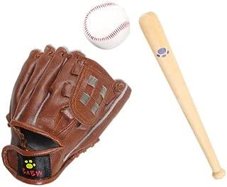 Build A Bear Workshop Baseball Set 3 pc.