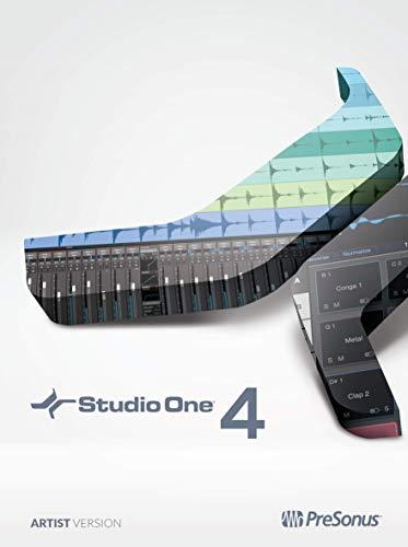 Studio One 4 | Artist | 5 appareil | 1 Usager | PC/Mac | Code d'activation - envoi par email