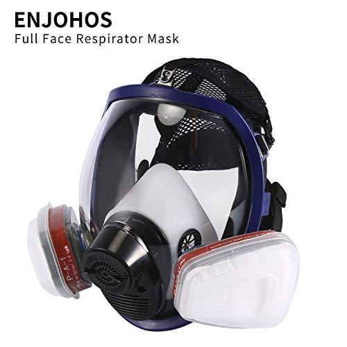 ENJOHOS Face Cover Equipos e indumentaria de seguridad