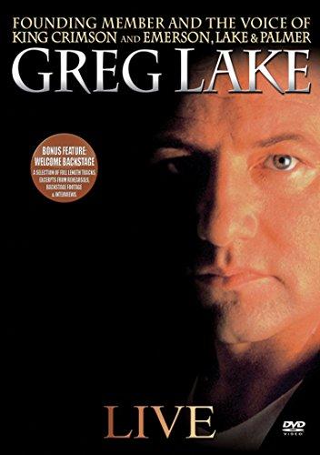 Greg Lake - Live -Digi- (DVD-Video)
