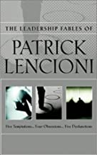The Leadership Fables of Patrick Lencioni, Box Set, contains: The Five Temptations of a CEO; The Four Obsessions of an Extraordinary Executive; The Five Dysfunctions of a Team