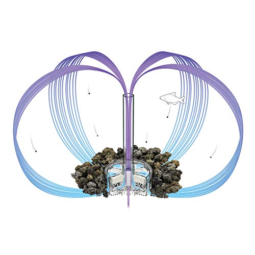 Baby biOrb Kugel Aquarium 15 l – Silber – Design Komplett Aquarium 15 Liter - 4