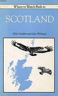 Where to Watch Birds in Scotland