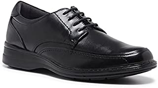 Hush Puppies Mens Torpedo Leather Shoe