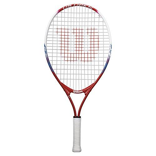 Wilson Junior US Open Tennis Racquet, 23-Inch