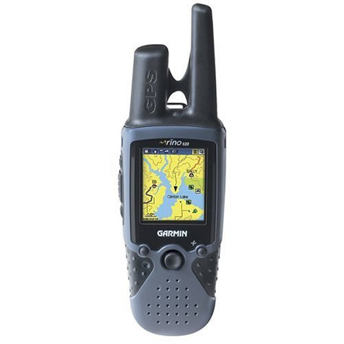 Best Review Of Garmin Rino 520 14-Mile 22-Channel Waterproof FRS/GMRS Two-Way Radio and GPS Navigato...