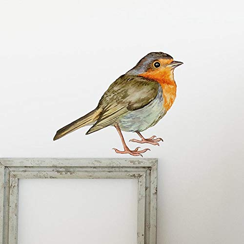 XLZX-FX Wall Stickers Decor-Great for Room,Livingroom,Walls,Kitchen,Bedroom and More, Wall Stickers Decals (Bird)