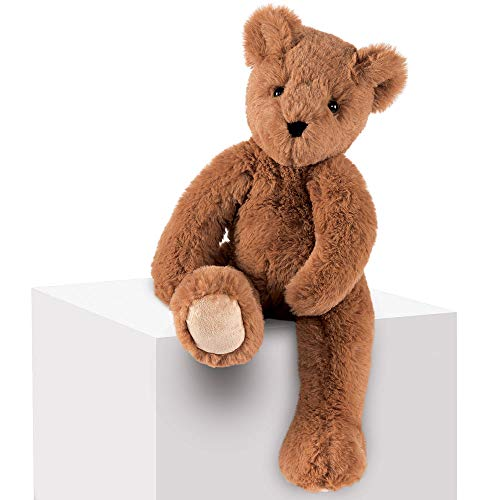 Vermont Teddy Bear Stuffed Bear - Teddy Bears, 15 Inch, Buddy