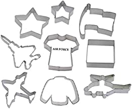 US Air Force Senior Airman Cookie Cutter and Stamp #1056