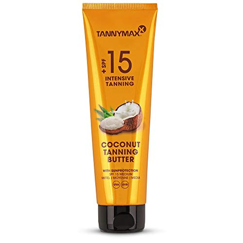 TANNYMAXX Coconut Tanning Beurre SPF 15