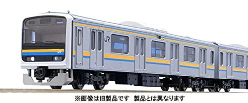 TOMIX Nゲージ JR 209 2100系 房総色 4両編成 セット 98766 鉄道模型 電車