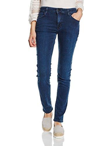 MUSTANG Damen Soft & Perfect Jeans, Blau (Mittelblau 580), W30/L30