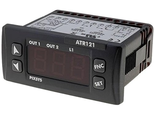 ATR121-AD Controller Controlled parameter temperature Mounting desktop PIXSYS