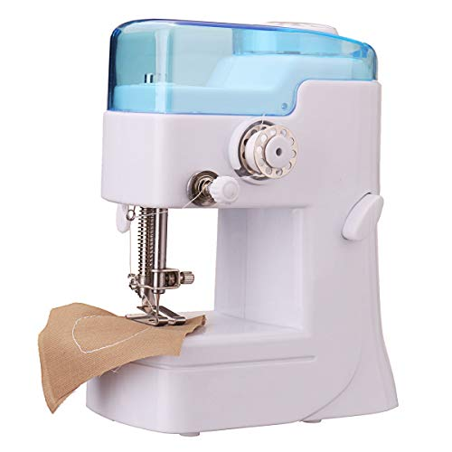 Best Bargain Sewing Machine,Electric Overlock Sewing Machine,Kleine Nähmaschinen Tragbare Strickmas...