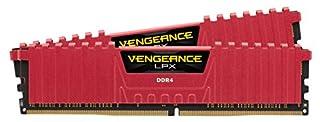 Corsair Vengeance LPX 16GB (2x8GB) DDR4 4000 (PC4-32000) C19 for Intel 200 - PC Memory CMK16GX4M2E4000C19R Red (B072F2JCY2)   Amazon price tracker / tracking, Amazon price history charts, Amazon price watches, Amazon price drop alerts