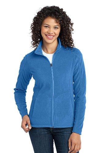 Port Authority® Ladies Microfleece Jacket. L223 Light Royal L