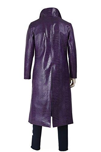 RSH LeatherCraft Joker Suicide Squad Coat and...