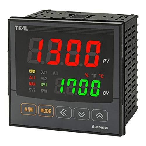 TK4L-R4CN Temp Control Limited price sale DIN Max 89% OFF Alarm+PV W96XH96mm Transmission 1