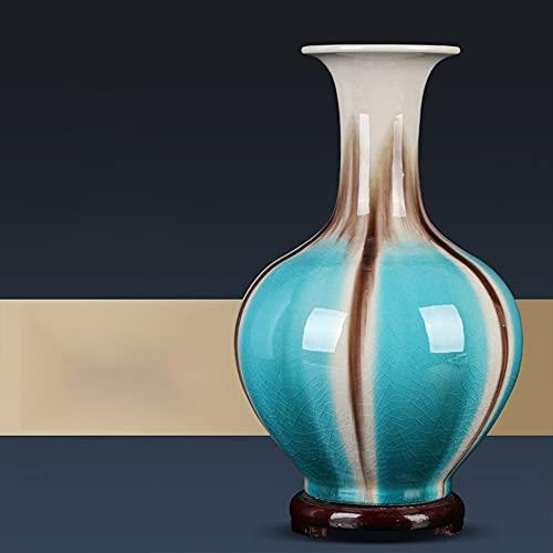 Lujoso Jarrones Antiguo Jarrones Exquisito Jarrones Decoraciónativo Moderno Jarron De Ceramica Hogar...