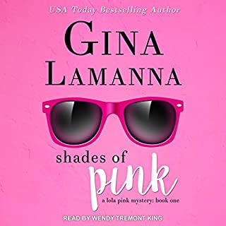 Shades of Pink audiobook cover art