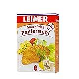 Leimer Paniermehl glutenfrei Packung, 4er Pack (4 x 200 g) -