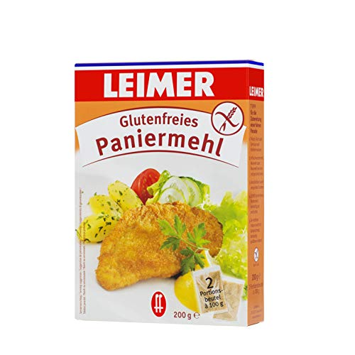 Leimer Paniermehl glutenfrei Packung (1 x 200 g)