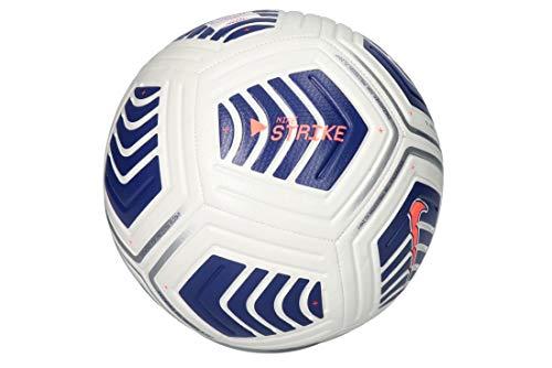 Nike UEFA W Champions League Strike Ball CW7225-100 CW7225-100_4 - Balón de fútbol Unisex, Color Blanco, 4 EU