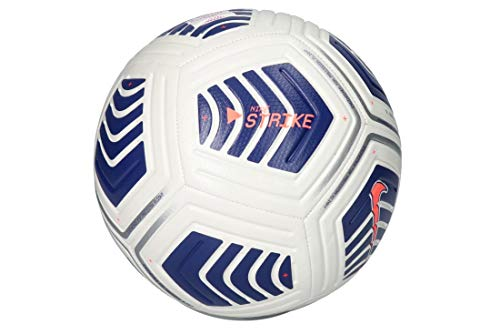 Nike UEFA W Champions League Strike Ball CW7225-100 CW7225-100_4 - Balón de fútbol Unisex, Color Blanco, 4 EU
