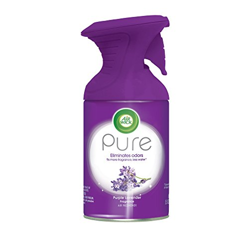 Air Wick Pure Air Freshener Spray, Purple Lavender, 5.5oz