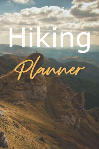 Compare Textbook Prices for Hiking Planner: Hiking Journal | Hiking Trail Log Book | 2022 Engagement Calendar & Planner  ISBN 9798493939242 by Lubin, Stephen