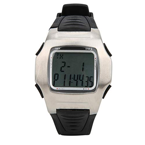 Reloj cronómetro Reloj digital con cuenta atrás para ropa deportiva