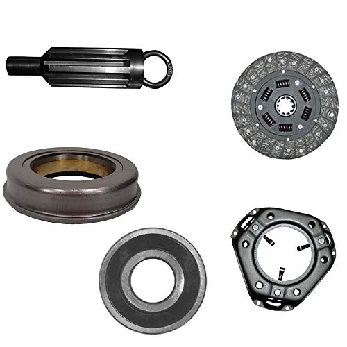8N7563 NAA7550A New Tractor Clutch Kit w/Plate for Ford New Holland 2N 8N 9N +