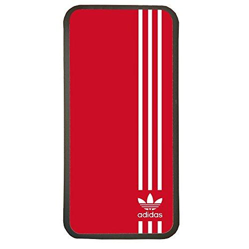 ELHURON Fundas De Moviles Carcasas De Moviles Funda Carcasa Compatible con Adidas Color Rojo Deporte
