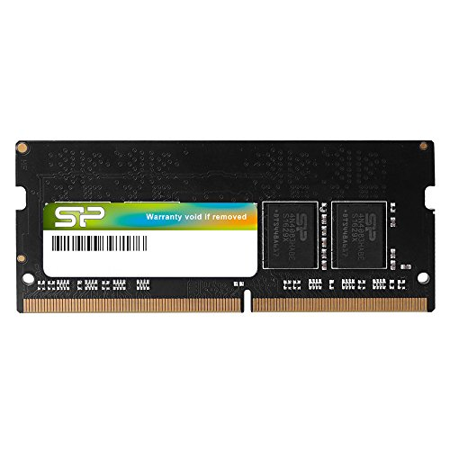 Silicon Power 8 GB DDR4 2666 MHz 260-pin CL19 1,2 V SODIMM Laptop Speicher kompatibel mit Intel Skylake-X Plattformen/Kaby Lake-X CPU Serie Motherboards