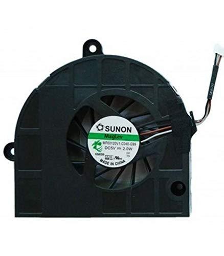 Portatilmovil® - Ventilador para Acer Aspire 5741 5333 5733 5733Z 5742 5742G MF60120V1-CQ40-G99