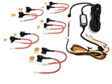 Street Guardian SGDCHW SG9663DCPRO Hardwire Kit with All Fuse Tap Sizes - Complete Kit