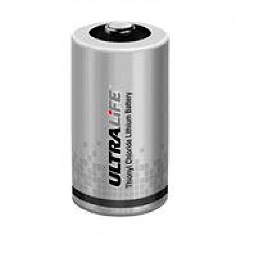 Ultralife UHE-ER26500 Bobbin Cell - C Rundzelle Lithium-Thionylchlorid 3,6V 9000mAh