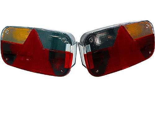 The Drive -11400- Multipoint 3 III Jeu de feux arrière droite/gauche avec NSL et RFS
