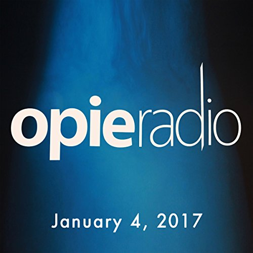 The Opie Radio Show, Chris Distefano and Sherrod Small, January 4, 2017 cover art