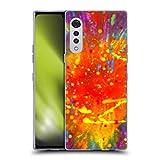 Head Case Designs Licenciado Oficialmente Suzan Lind Poder del Amor Colores y Patrones Carcasa de Gel de Silicona Compatible con LG Velvet / 5G