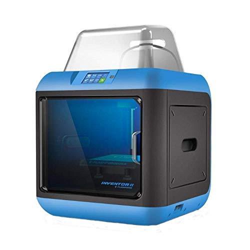 2 Spools of 3D Printlife Filament Bundled with The Flashforge - Inventor II- 3D Printer(2nd Generation of Flashforge Finder)