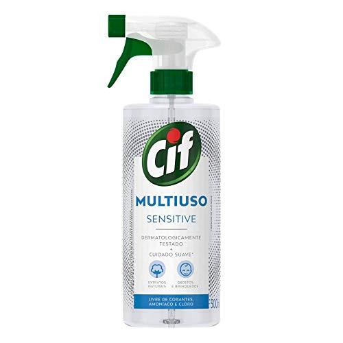 Multiuso Cif Sensitive 500 Ml, Cif, 500 Ml