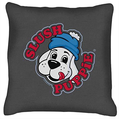 Slush Puppie 00's Logo Cushion