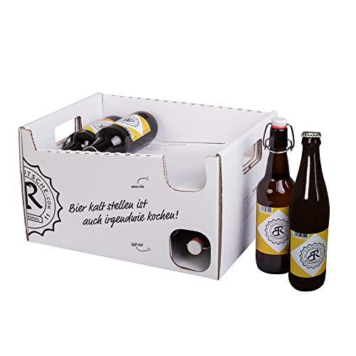 Bierrutsche (für 0,5l Bierflaschen)
