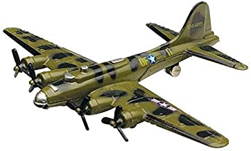 "InAir Diecast 4.5"" B-17 Flying Fortress Green"