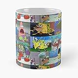 Sconosciuto Memes Meme Spongebob Squarepants Migliore Tazza da caffè Regalo 11 oz